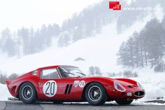 Scuderia Supremo: 1962 Ferrari 250 GTO