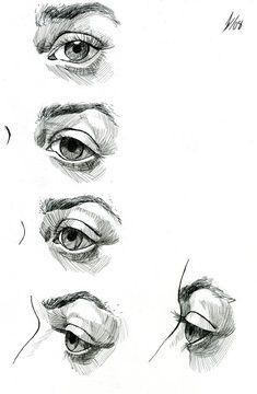 eyes ✤ || CHARACTER DESIGN REFERENCES | Find more...