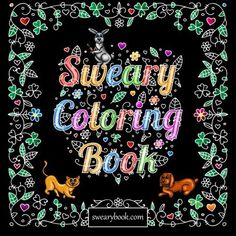 Swear Word Coloring Book The Joy Of Sweary Curse Words For Adults