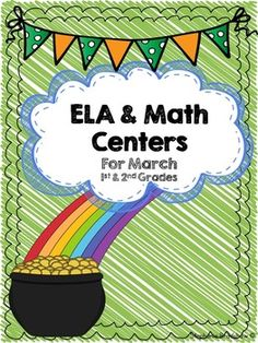 Perfect for use in your centers! This packet includes 3 ELA and 3 Math activities of varying levels for both 1st and 2nd grades. Including: -A Table of Contents-Direction Cards for Centers-Reproducible WSs for student accountability-Printables to build hands on activitiesActivities & Standards:-Dictionary Scavenger Hunt for 2nd-ABC Order for 1st-Sentence Building to practice writing sentences with punctuation-Number Representations covering double (1st grade) and triple digits (2nd ...