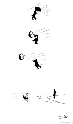 Funny, clever comics and illustrations by Shanghai Tango - 48