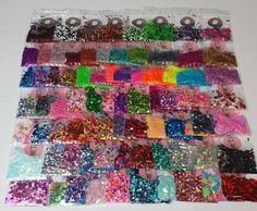Dolly Mixture, Spin The Bottle, Adoption Party, Make It Rain, Loose Glitter, Just Peachy, Barbie Dream, Sirens, My Little Pony