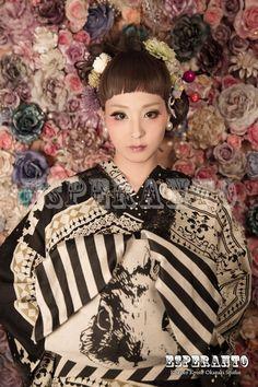 KOKOHIMEギャラリー   京都でレトロモダンな着物レンタル