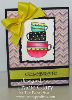 September 2015 New Stamp Release - Day 1 - Two Paper Divas