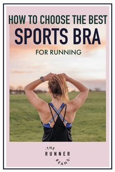 """""""Picking the right running sports bra can be tough, until you read this guide to buying the perfect sports bra for runners #sportsbrarunning #sportsbrarunninghighimpact #howtopicktherightsportsbraforrunning #bestsportsbraforrunning #therunnerbeans """" Running Workout Plan, Speed Workout, Treadmill Workouts, Fun Workouts, Body Workouts, Running Training, Workout Plans, Training Tips, Running Tips Beginner"""