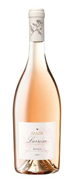 Izadi Larrosa. El rosado de #Bodegas #Izadi se alza con el Gran Diamante en el concurso #Vino y #Mujer 2016, lo que le sitúa como el mejor vino rosado para este jurado integrado únicamente por mujeres. #Winelovers, #Wine, #vinos