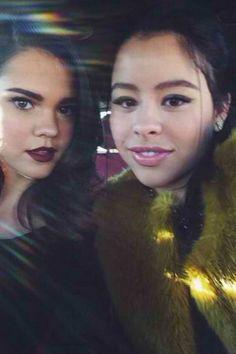 Maia Mitchell and Cierra Ramirez, they are just soo beautifulll! <3
