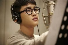 """Dokyungsoo -  Genie Music Website Update with """"Tell Me (What Is Love)"""" Photo Album  source: http://www.genie.co.kr/detail/songInfo?xgnm=85974232"""