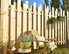 ✔88 great backyard privacy fence design ideas to get inspired 60