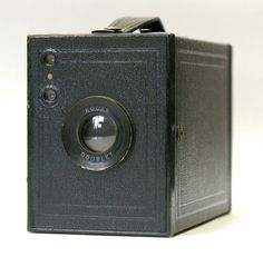 Rare Vintage Kodak No 2 Brownie Special 120 film by CanemahStudios, $205.00. Have one in my collection