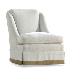 DC7 in by Sherrill Furniture in Dallas, TX - Dan Carithers Armless Chair