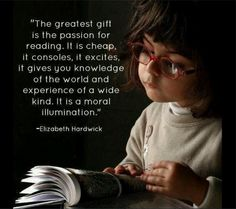 Passion for reading NH