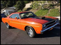1970 Plymouth Road Runner  383 CI, Automatic
