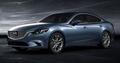 Awesome Mazda 2017: 2017 Mazda 6 Receives the Mid-Life Facelift; Releases in Summer New and Upcoming Cars