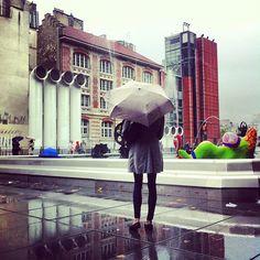 Umbrella - October.