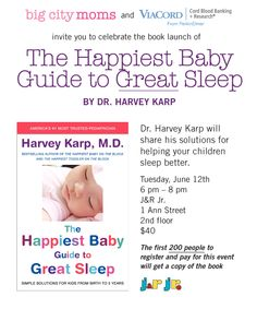 The Happiest Baby Guide to Great Sleep with Dr. Harvey Karp, going to read this one :)