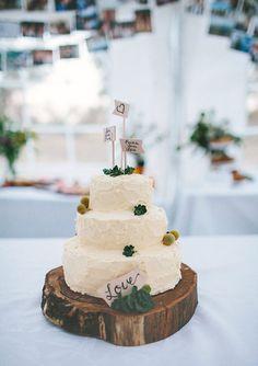 Rustic Australian farm wedding | photo by James Frost | 100 Layer Cake
