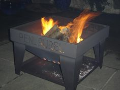 awesome metal fire pit : How to make a metal fire pit with drum ...