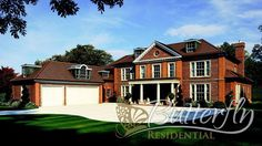 Luxury Country Mansion On Wentworth Estate, Surrey, United Kingdom (ref. 14280-24521)  -  #Castle for Sale in United Kingdom, Manchester, United Kingdom - #UnitedKingdom, #Manchester, #UnitedKingdom. More Properties on www.mondinion.com.