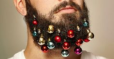 Get into the holiday spirit by decking out your fuzzy panty dropper with these eye-catching beard ornaments. Your beard will look downright fabulous complemented with these bright and festive holiday baubles that come in red, green, silver, and gold. Funny Family Christmas Cards, Funny Christmas Decorations, Tacky Christmas Party, Funny Xmas, Christmas Humor, Christmas Bulbs, Christmas Ideas, Crafts, Noel