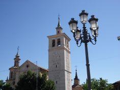OLÍAS DEL REY (TOLEDO)  Parroquia de San Pedro Apóstol (22-06-13)
