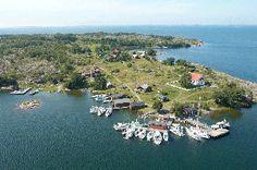 Aspön kylä ja satama Archipelago, Islands, River, Outdoor, Outdoors, Outdoor Living, Garden, Island, Rivers