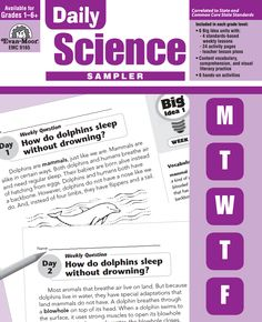 61 best science resources from evan moor images on pinterest daily science sampler thirty weeks of 10 15 minute lessons fandeluxe