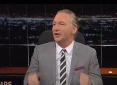 Bill Maher Labels Rick Perry, Ted Nugent, and Sarah Palin the 'Axis of Assholes'
