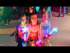 Dancing & more for Glow at the Gardens