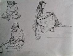 quick sketching
