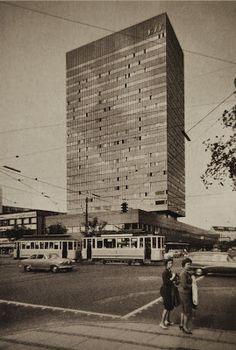 SAS Copenhague - Arne Jacobsen 1956-61