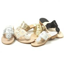 Jack Rogers sandals. Want some SOO bad!