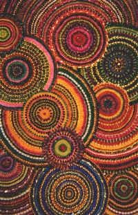 mosaics with spirals - Google Search