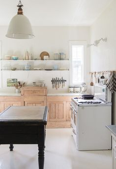 Kitchen of the Week: In Montana, Rustic Chic on a Budget: Remodelista