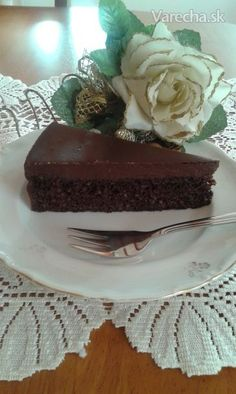 Pomarančovo-čokoládová torta bez múky (fotorecept) - Recept