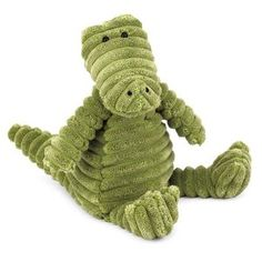 Stuffed alligator - the inspiration for the theme : )