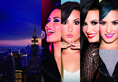 PALETTE LOVATICS by Demi di NYC: polvere e brillantini