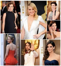 From Kate to Sandra to Jared- some of our favorite celebrities were spotted accessorizing with #platinum on the 2014 #Oscars Red Carpet! Let us know in the comments below who your favorite is!