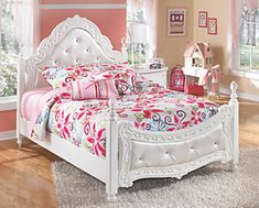 Perfect bed for your little princess!