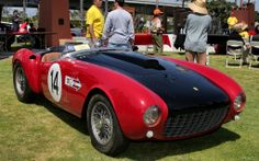 Ferrari 375 MM 1954.