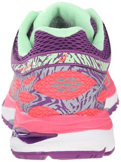 ASICS Womens Gelcumulus 17 Liteshow Running Shoe Diva Pink/Silver/Grape M US * Check out the image by visiting the link. (This is an affiliate link) Running Equipment, Asics Women, Fitness Inspiration, Running Shoes, Diva, Fitness Motivation, Sneakers, Check, Silver