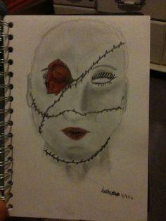 Beauty Art  Pencil