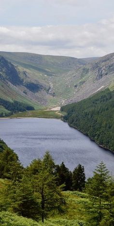 Wicklow Mountains: Wandelen in betoverend Glendalough - Frenchydutchy
