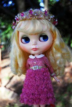 "Takara 12/"" blythe neo nude doll Short hair from factory  177#"