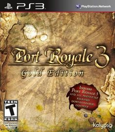 Port Royale 3: Gold Edition - PlayStation 3