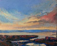 Seascape Art, Abstract, Artwork, Painting, Work Of Art, Summary, Paintings, Draw, Drawings