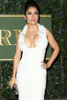 Salma Hayek - Cleavage Show Is The Best Of The Year! - 01