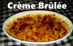 Esses dias comprei no Shoptime,um conjunto com maçarico e ramequins e não poderia deixar de fazer a receita francesa mais famosa do mundo,o levíssimo e deliciosoCrème Brûlée.São pouquíssimos ingre…