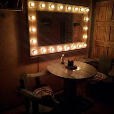 gallery-7 Vanity, Mirror, Gallery, Table, Furniture, Makeup, Home Decor, Dressing Tables, Make Up