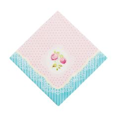 I'm gonna get mismatched napkins, cups, and plates. So I will get some nice ones like this and mix in less expensive ones.